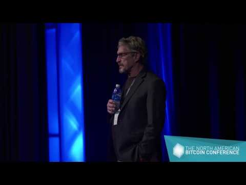 John McAfee - CEO at MGT Global Investments  - The North American Bitcoin Conference 2017