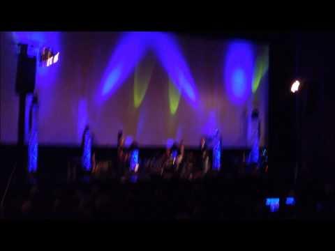 """Jailhouse Rock"" - Harmonic Fiction LIVE"