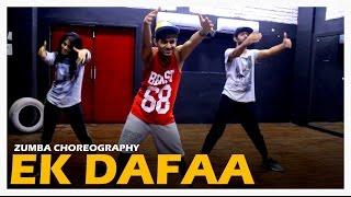 vuclip Ek Dafaa - Arjun |  Chinnamma I Zumba choreography I Vicky & Aakanksha