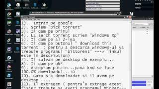 imagine iso windows 7 bootabila