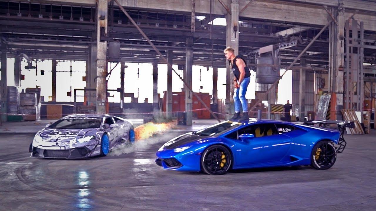 Logan Paul Lamborghini Pagebd Com