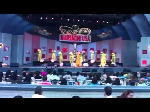Jacky Ibarra- Mariachi USA Festival