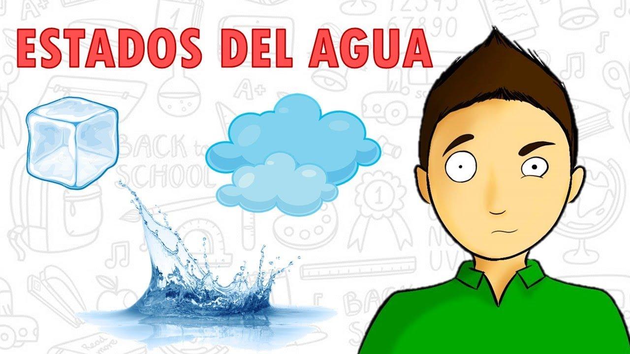 Estados Del Agua Para Niños Muy Fácil Youtube