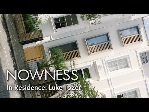 In Residence: Luke Tozer