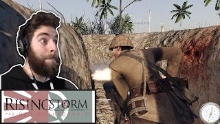 BANZAI! | Rising Storm (Red Orchestra 2) Gameplay