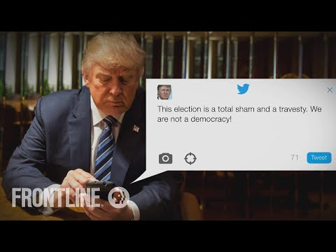FRONTLINE | Romney's Loss, a Trump Tweetstorm, and a Telling Trademark | Divided States of America