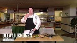 Ulla Liukkonen esittelee : Keraaminen veitsisetti