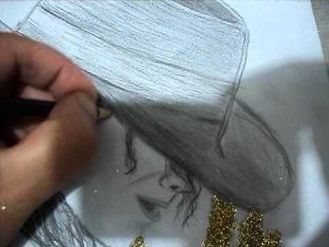 Desenho Michael Jackson Youtube