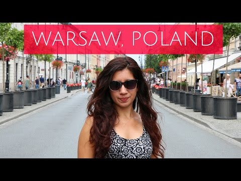 WEEKEND IN WARSAW!!