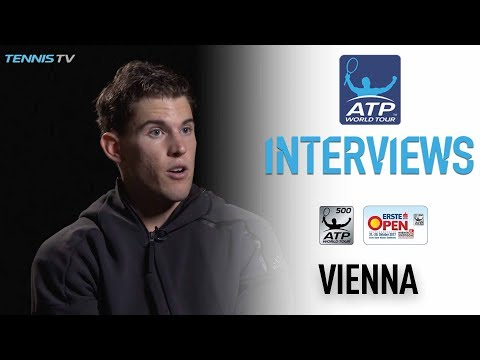 Thiem Discusses Hometown Event In Vienna 2017
