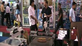 Exhibition of SmartCNCs in Thailand Industrial Fair 2010 #6