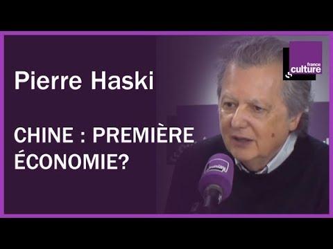 """Pierre Haski : """"La Chine en passe de devenir la première économie mondiale"""""""