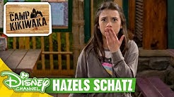 CAMP KIKIWAKA - Clip: Hazels Schatz   Disney Channel App 📱