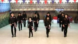 WHEN LOVE COMES AROUND Line Dance (Loose Boots Line Dancers)