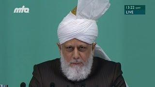 Freitagsansprache 08.01.2016 - Islam Ahmadiyya