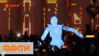 Световое шоу и захватывающие проекции: 3D-фестиваль в Одессе
