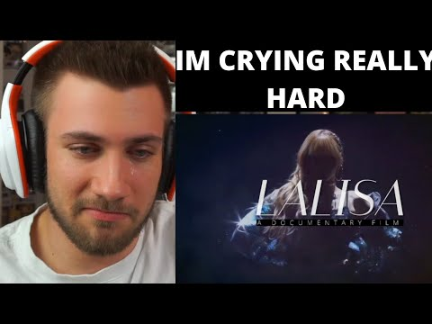 I CRIED A LOT 🙄😪 LALISA (A Documentary Film) - REACTION