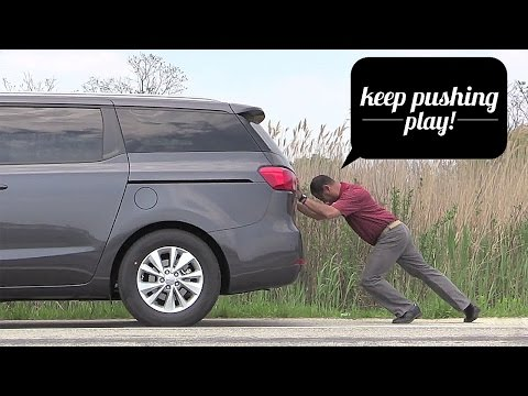 2015 KIA Sedona | an average guy's review