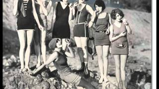 The Mack Sennett Bathing Beauties ~1917~WWI Pinups~