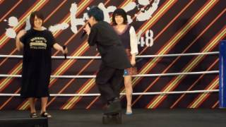 AKB48 47th シュートサイン 気まぐれオンステージ大会 A#10 2-2 NMB48 ...