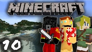 [Minecraft] Helix UHC - S9E10: Arc de triomphe [UHC]