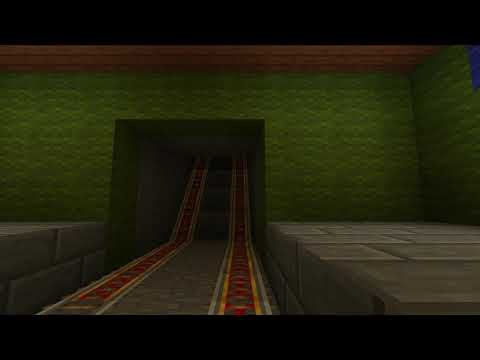 Budapest Metro: 2003 Minecraft Map Update 1 Showcase