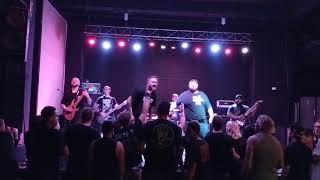 Cholera full set live in the  Agora ballroom  Cleveland Ohio  June 9th 2018