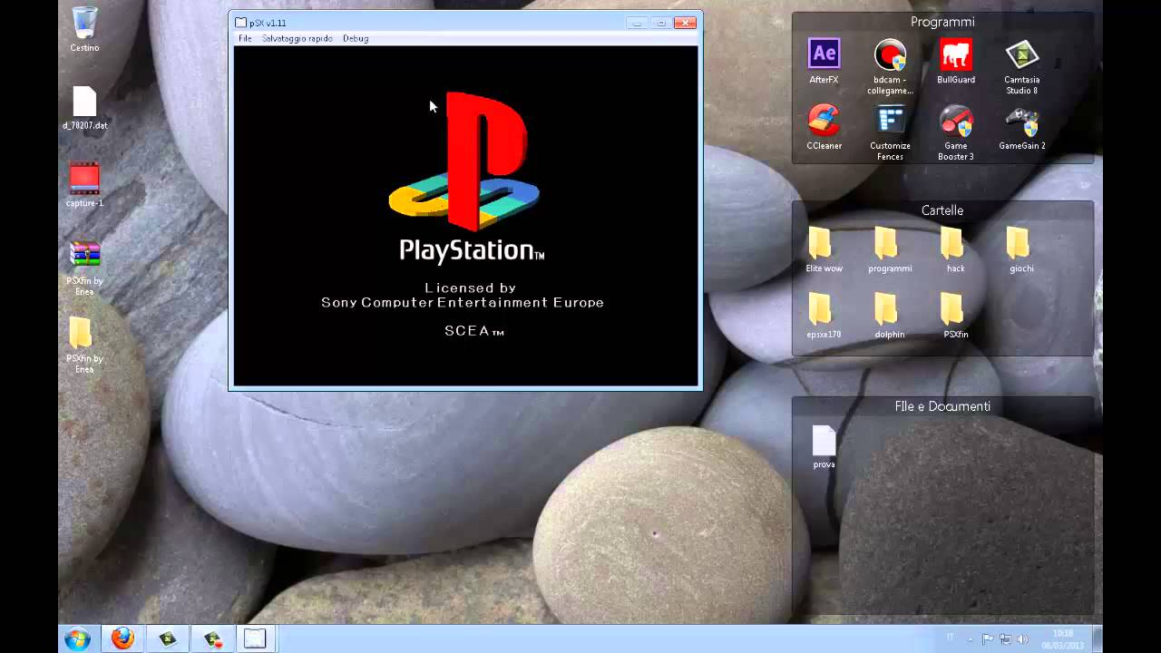 emulatore ps1 per pc
