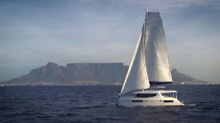 Discover the new catamaran Leopard 45