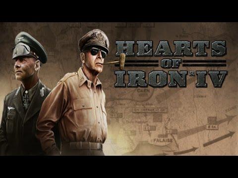 Hearts of Iron IV : Présentation et impressions