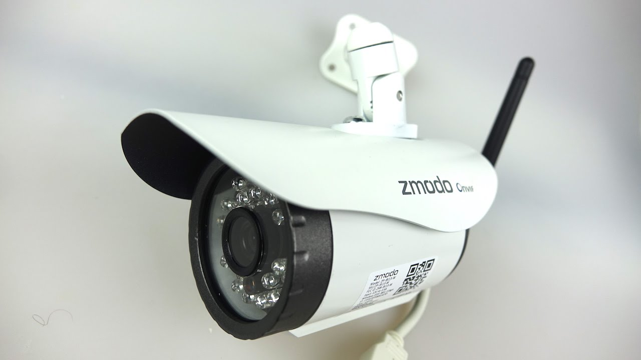 Simple Cheap Effective Outdoor WiFi Night-vision IP camera ...