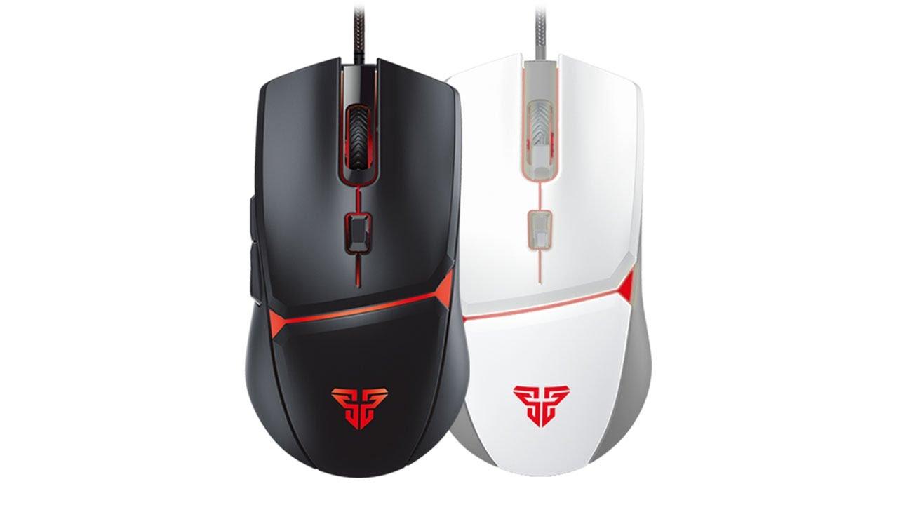 Unboxing Mouse Fantech CRYPTO VX7