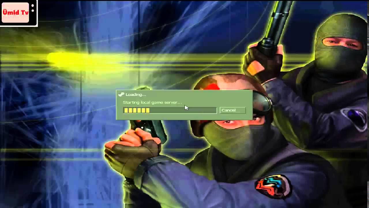 Counter-Strike 1.6 Steam Bot Ekleme (Linkler Güncellendi)