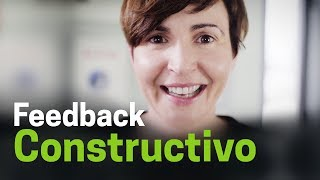 Sé un buen líder dando feedback constructivo