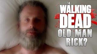 The Walking Dead Season 8 Trailer – Old Man Rick Explained!