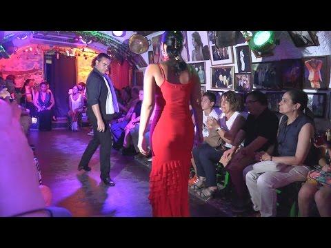 "Cueva ""La Rocio""-Sacromonte,Granada-koncert flamenco"