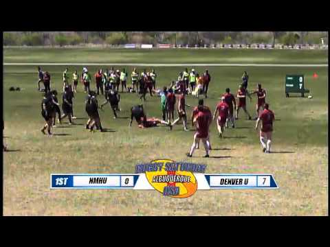 RSUSA: Denver University vs. New Mexico Highlands University