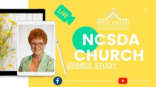 Bible Study with Pastor Marcia  John 11-15
