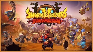 SWORDS & SOLDIERS 2 : Shawarmageddon - PlayStation Official PS4 LAUNCH Trailer (2018) HD