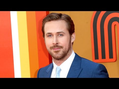 EXCLUSIVE: Ryan Gosling All Smiles at 'The Nice Guys' Premiere After Welcoming Baby No. 2!