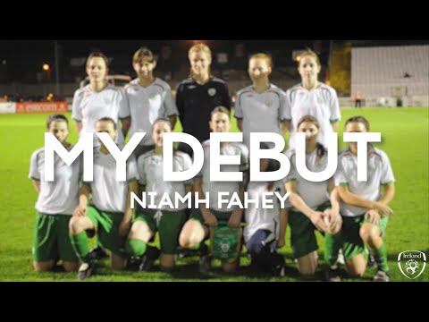 MY DEBUT | Niamh Fahey