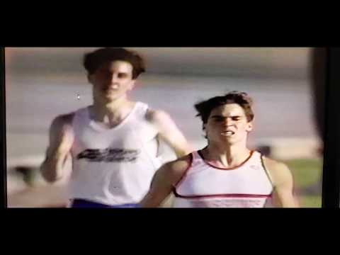 1990 H.S. State Meet 1600m Finals Boys & Girls - Cerritos College Stadium - Flecha News TJ