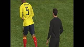 ถ่ายทอดสดฟุตบอล โคลอมเบีย VS อาร์เจนตินา Colombia vs Argentina # 08/06/202 ฟุตบอลโลกรอบคัดเลือก