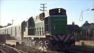 Baixar Recordando al Ferrocentral ALCo RSD18 #8248 y RSD16 #8248 Tren de Córdoba a Retiro
