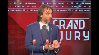 """Cédric Villani invité du """"Grand Jury"""" du 27 octobre 2019"""