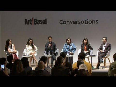 Conversations | Artworld Talk | The Art of the Commission: Funding Cultural Production