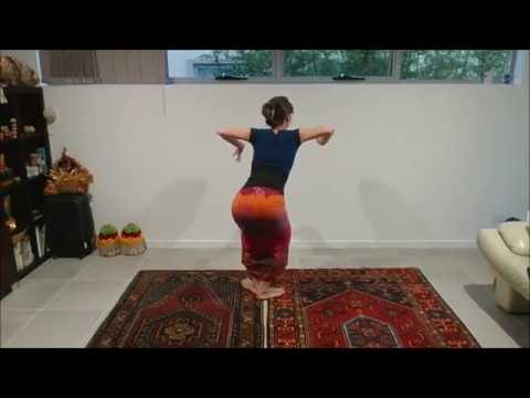 Learn Balinese Dance | Tari Condong Dari Belakang