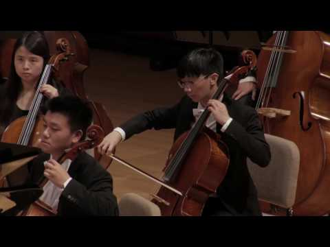 Johann Pixis - Double Concerto for Piano, Violin and Strings | Hong Kong Chordophonia 2016