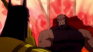 Бэтмен против Дарксайда