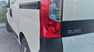 обзор на машину Фиат Кубо (Fiat Qubo) 2013 г. 75 л.с. рабочая малолитражка